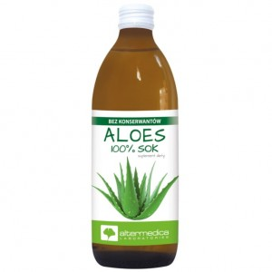 ALOES 100% SOK 1000ml