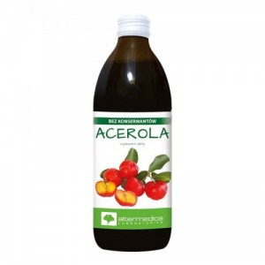Acerola SOK 500ml Alter Medica