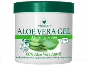 Aloe Vera Żel Herbamedicus 250ml aloes